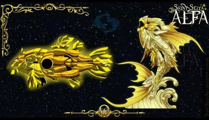 """""""Saint Seiya: Soul of Gold"""": Compara las nuevas armaduras de oro"""