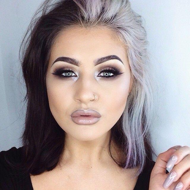 JAMIE GENEVIEVE @jamiegenevieve Stage 1 makeup fo...Instagram photo | Websta (Webstagram)