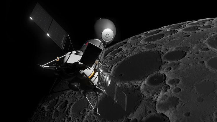 Video: 'Luna 7', el proyecto que pone a Rusia por encima de China y EE.UU. en la carrera espacial