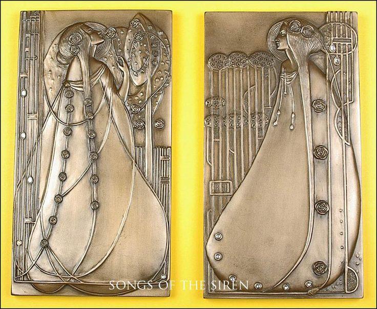 44 best Art Nouveau images on Pinterest | Art nouveau architecture ...