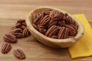 Learn how to roast pecans three ways in this quick cooking video to release their best, nuttiest flavor: in a skillet, in the oven or in the microwave.