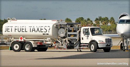 Aviation Fueling in the Far East: Understanding Fuel Taxes