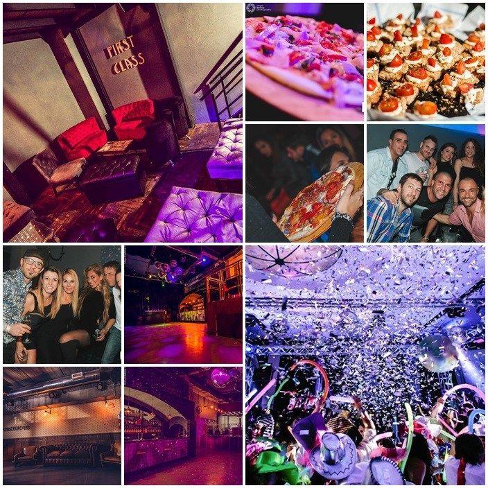 Facebook     Av Juan B. Justo 1477 Class Club Cena Show para festejar despedidas y cumpleaños Class Club Cena Show para festejar despedidas y cumpleaños  3 / 14  Class Club Resto CLASS CLUB CENA SHOW KARAOKE BOLICHE – ubicado en un lugar estratégico del barrio de Palermo Hollywood, con una armoniosa combinación de estilos decorativos, genera una visión cosmopolita y única. El restaurante cuenta con sectores modernos y alternativos preparados para convertirse en espacios de gran privacidad