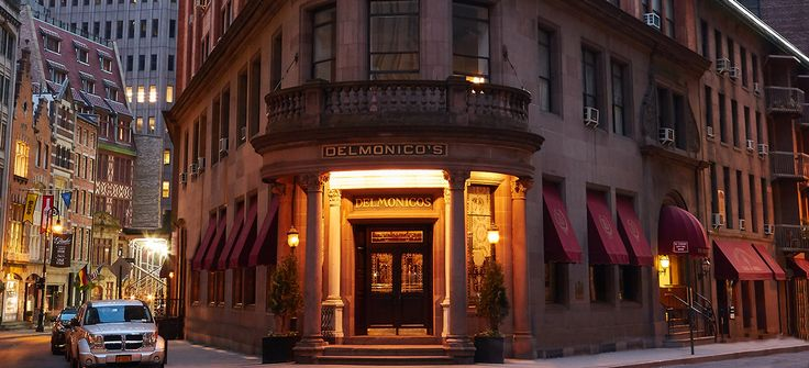 Delmonicos Gallery – Delmonicos Steak House | NYC 10004