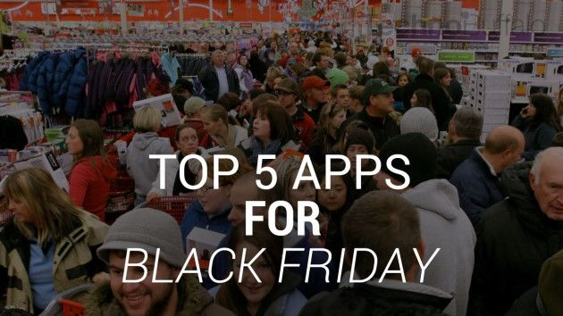 5 Black Friday apps to help you manage the madness
