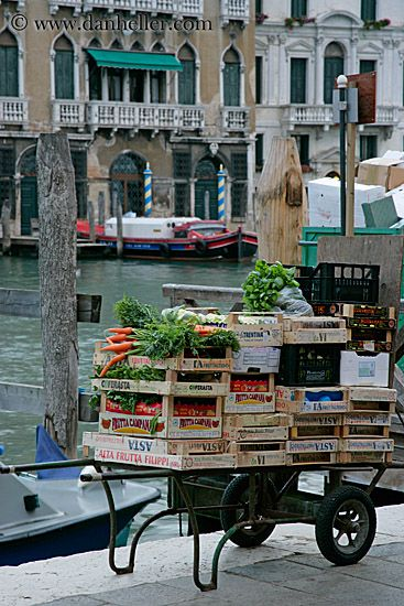 Venice, Italy - a great place to visit on a Mediterranean Cruise - check out www.mediterranean-cruise-advice.com for how to get about Venice.
