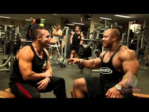 Phil Heath - Tips For Young Bodybuilders
