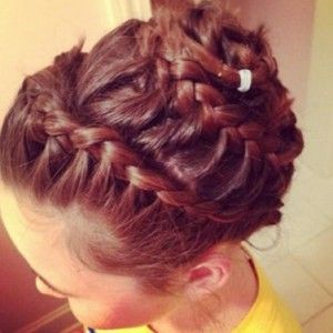 french braid hairstyle girl hairstyle Hair Style