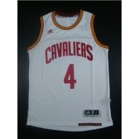 2016 NBA Cleveland Cavaliers 5 Smith White Jerseys