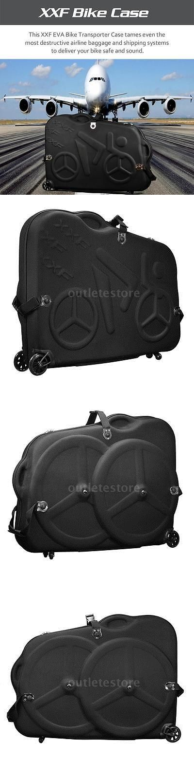 Carrier and Pannier Racks 177836: Bicycle Bike Transporter Hard Case Racing Mountain Travel Vehicle Box Hm V8d1 -> BUY IT NOW ONLY: $272 on eBay!