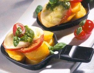 Raclett vegetarisch