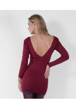 dress ve on the back