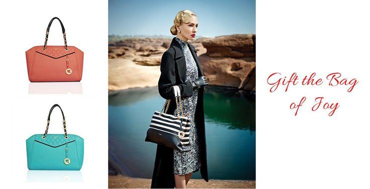 Gift the bag of joy.