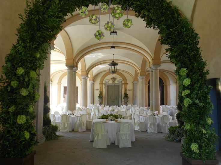 I matrimoni di Villa Cagnola