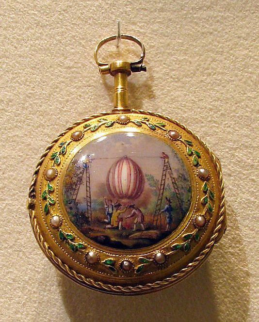 Watch  Watchmaker: Daniel Vauchez (recorded 1767–1790)  Date: ca. 1783–84 Culture: French (Paris)