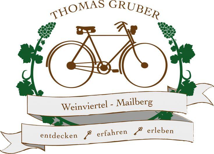 """Logo """"Thomas Gruber""""   2017"""