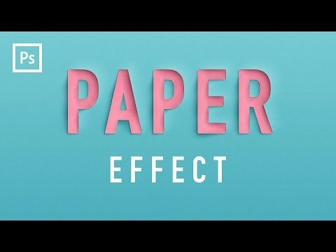 In this tutorial, you'll learn to create a very unique and stylish letter overlapping effect in Adobe Illustrator CS6. Photoshop CS6 Tutorials - http://bit.l...