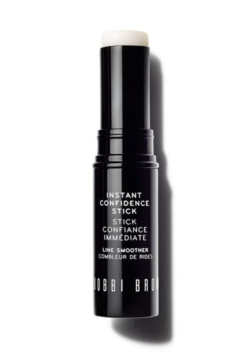Seeking an IRL Insta-filter? This line- and pore-blurring primer stick comes pretty close to the magic of Face Tune. It's also packed with peptides so it will smooth skin in the long-term. Oil-absorbing ingredients will leave skin blissfully shine-free for hours. Bobbi Brown Instant Confidence Stick; bobbibrowncosmetics.com