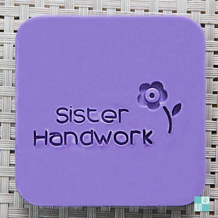 Free shipping  Sister Handmade Soap Handmade Soap Mini DIY Soap Stamp Soap Chapter 5cm*5cm #Affiliate
