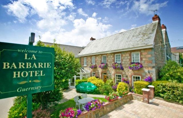 La Barbarie Hotel, St. Martin's