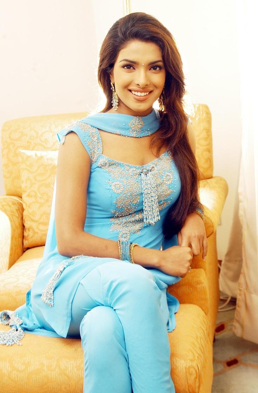 Priyanka Chopra - Bollywood actress