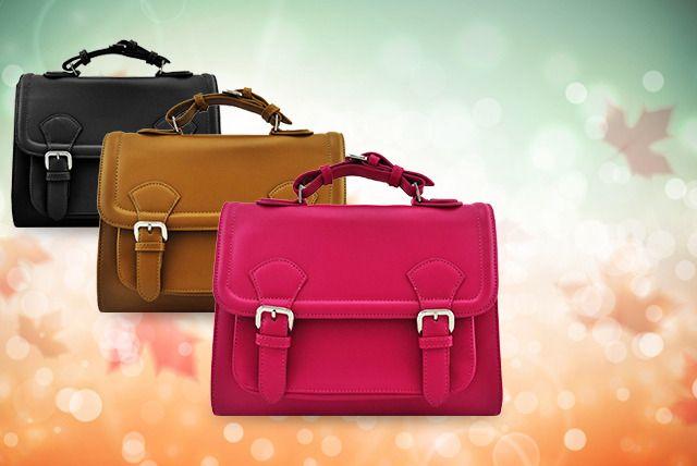 Stylish Satchel Bag