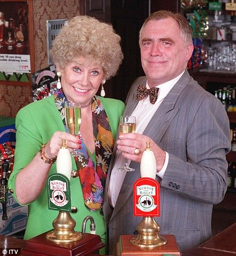 Most Beloved Couple of Coronation Street....Vera & Jack Duckworth!