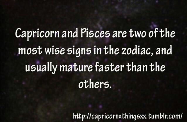 I loved my Capricorn so, I love him still, I believe I always will.