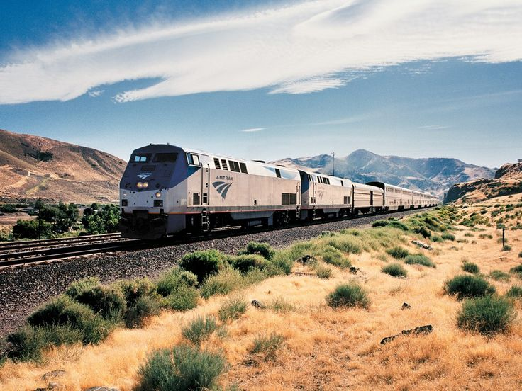 Though the California Zephyr runs from Chicago to San Francisco in a little more than 51 hours, it's indisputably the western portion of the route—through Colorado, Utah, Nevada, and northern California—that deserves your attention. Snake through the Rocky Mountains, past the photogenic canyons of Colorado's Western Slope, and enjoy an entire half-day trek through Sierra Nevada, complete with views of Donner Lake and the Truckee River.