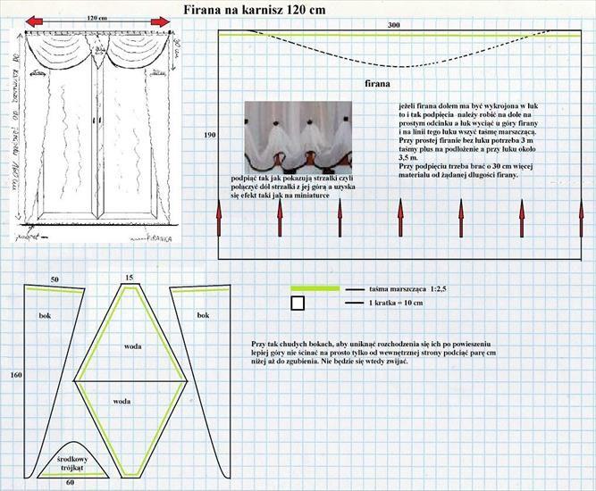 Mejores 15 imágenes de Curtain patterns en Pinterest | Patrones de ...