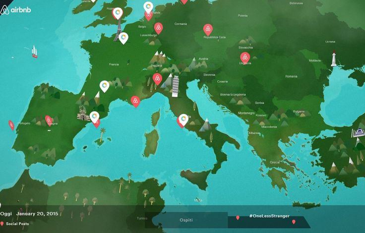Forse non tutti conoscete ancora #Airbnb ma se viaggiate molto e siete fruitori di app e tecnologia potreste avere già utilizzato il servizio.