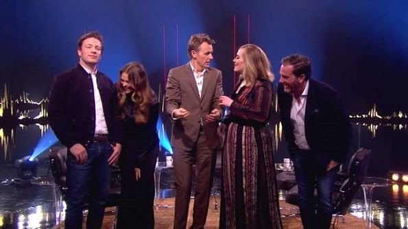 Princess Madeleine, Chris and Adele: Interview with STV/Skavlan