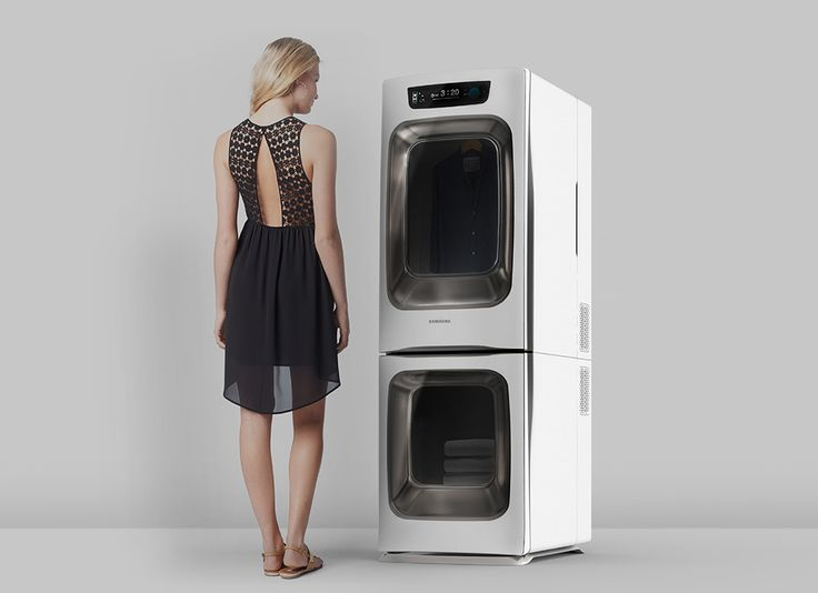Cook Your Clothes Clean! | Yanko Design