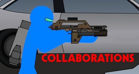 Collaborations - Stick Figures - Movies and Games