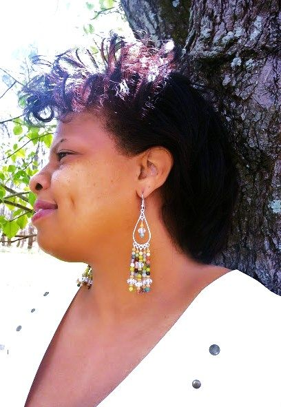 BeadingStylish.com will be participating in a vendor fair this Sat. 4/12 10AM-9PM. @ the Patrick Henry Mall on Jefferson Ave. in Newport News, VA. Charmed & Chandelier Earrings will be available. Also, we will be raffling off Sterling Silver beaded earrings & a Sterling Silver beaded necklace. Come out 2 meet us!