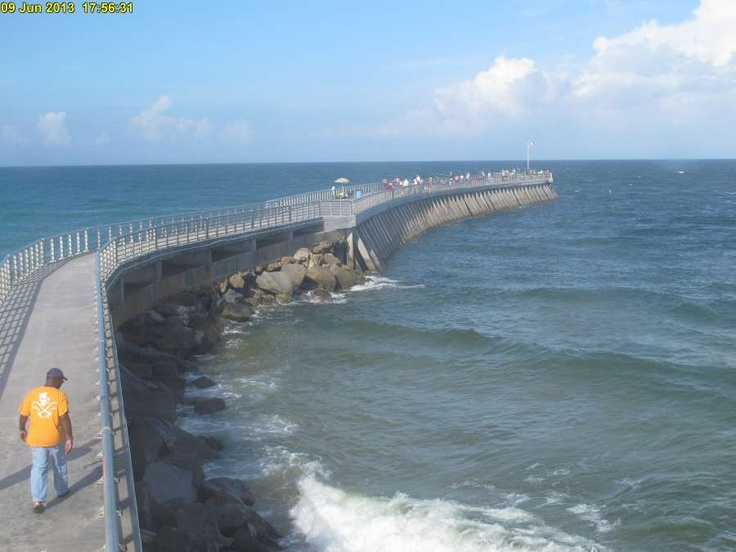 46 best images about treasure coast things to do on for Sebastian inlet fishing pier