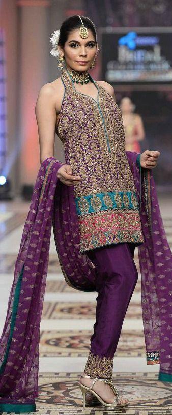 Umer Sayeed Fashion Pakistan #lehenga #mehndi #bridalcouture