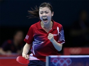 San Jose Teen Table Tennis Player Makes Impact At Olympic Games
