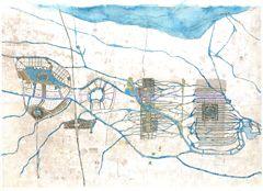 2007-2012 「鄭州都市計画」。