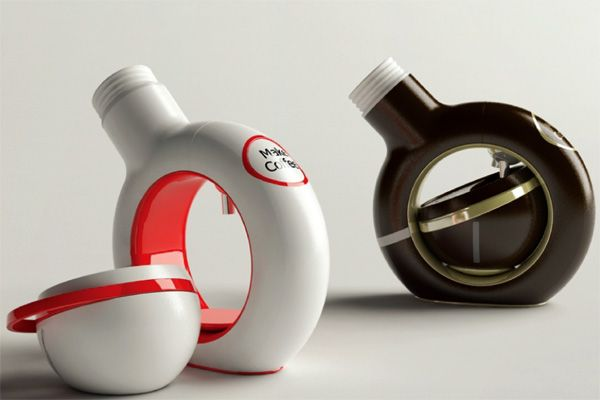 paper cup dispenser + coffee maker = p-cup  by Seung Jun Jeong