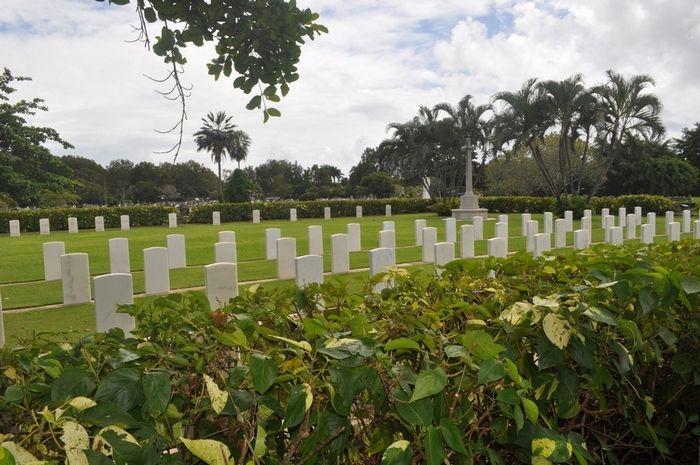 War Cemetery - Martyn Street, Cairns