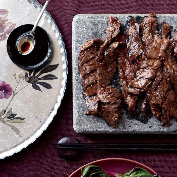Korean Sizzling Beef | Food & Wine