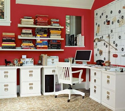 Image Of Home Office Design Ideas Wallpaper 01   Home Office Design Ideas  Style Concepts For Oak Residence Office