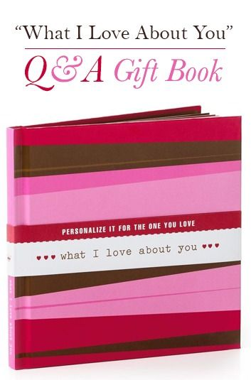 Cute Valentineu0027s Day Gift Idea For Him: Fill In This Fun And Flirty  Hallmark Gift