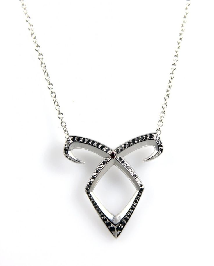 The Mortal Instruments - City Of Bones Jewelry - Angelic Power necklace . I WANT IT SOOO BAD