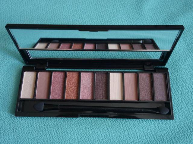 All my cosmetics: Paletka očních stínů Gabriella Salvete