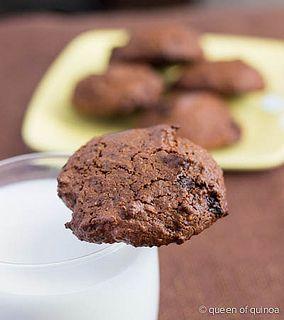 quinoa gluten free chocolate banana gluten free quinoa brownies