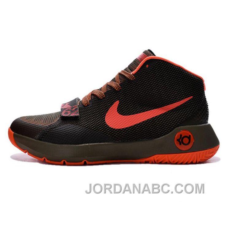 http://www.jordanabc.com/2015-nike-kd-. Orange Basketball ShoesNike ...