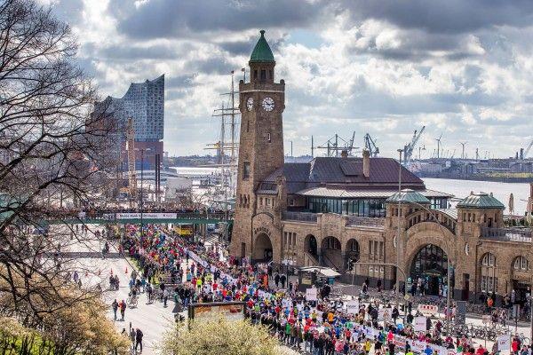 Haspa Marathon Hamburg - April