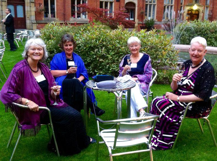 40 year Sheffield Graduation reunion